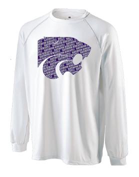 Item 3: Long sleeve Dri-Excel Shirt