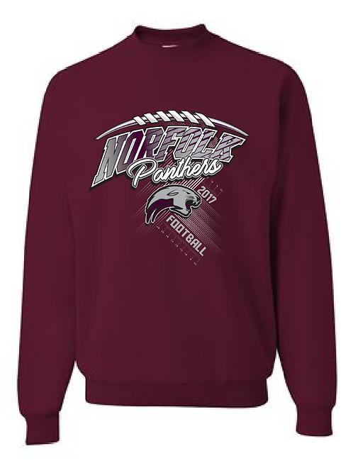 Crew Sweatshirt | Maroon