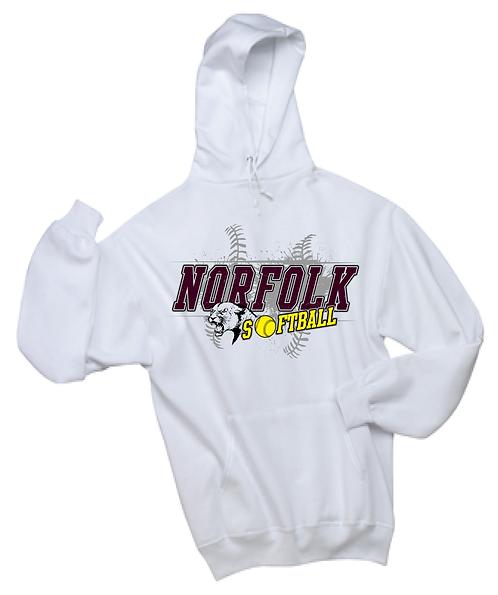 Norfolk Softball | Hooded Sweatshirt