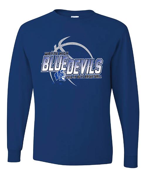 WHS  | Long Sleeve T-Shirt