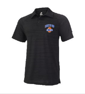 Men's Fashion Polo | Black |MF6NQMK