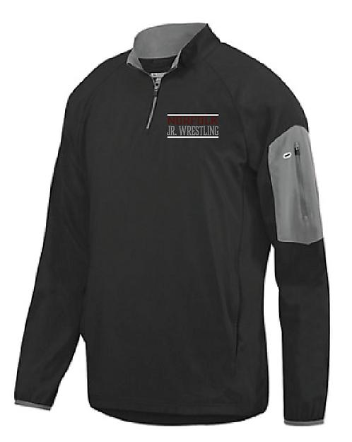Norfolk Wrestling | 1/2 Zip Pullover Jacket