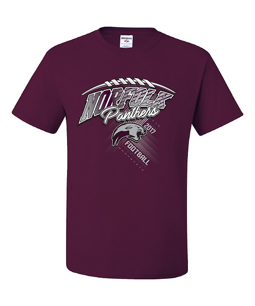 Short Sleeve T-Shirt | Maroon