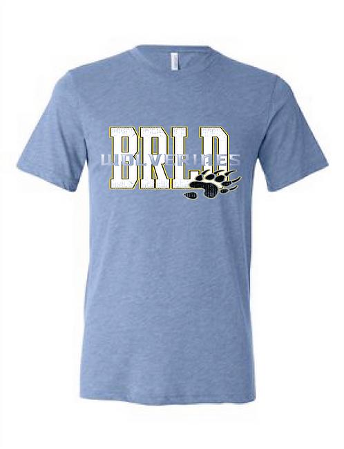 BRLD | Unisex Triblend T-shirt