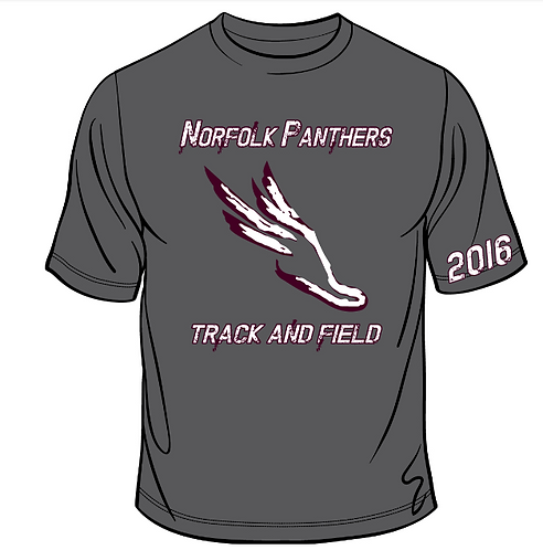 Panther Track & Field / Short Sleeve T-Shirt