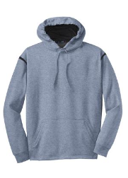 Sport-Tek® Tech Fleece Colorblock Hoodie F246