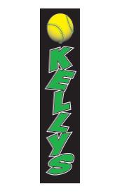 Kelly's | 974MP Open Bottom Sweatpant