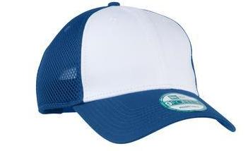 New Era® - Snapback Contrast Front Mesh Cap  NE204