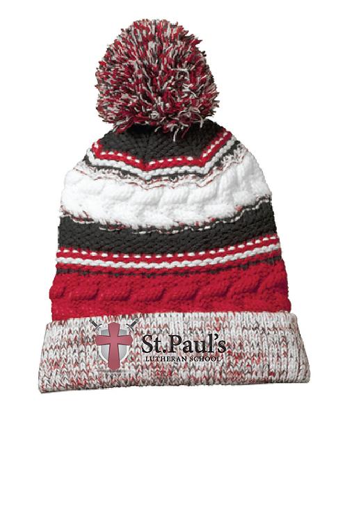 St. Paul's | Pom Pom Beanie