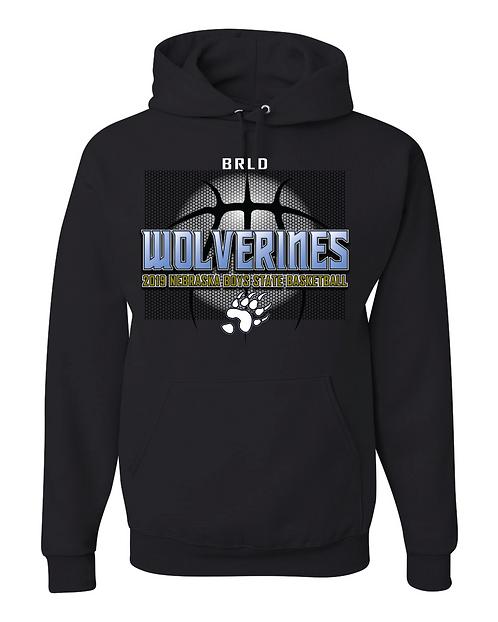 BRLD STATE | Hooded Sweatshirt