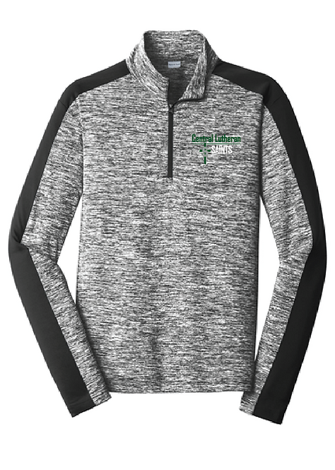 CL | ST397 PosiCharge Electric Heather 1/4 Zip