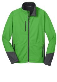 Port Authority® Vertical Soft Shell Jacket // J319