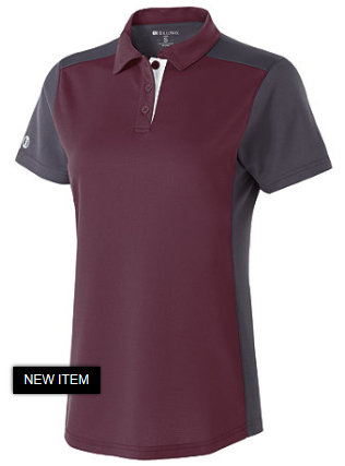 Holloway Ladies' Division Polo // 222386