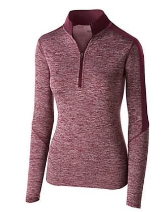 NJH | Ladies Electrify 1/2 Zip Pullover