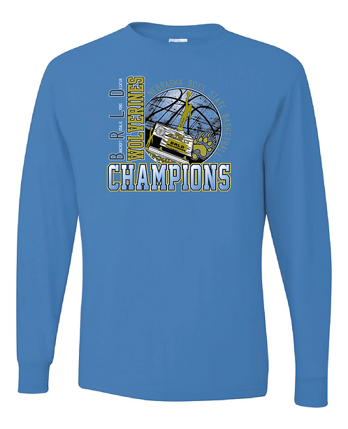STATE CHAMPS | Long Sleeve