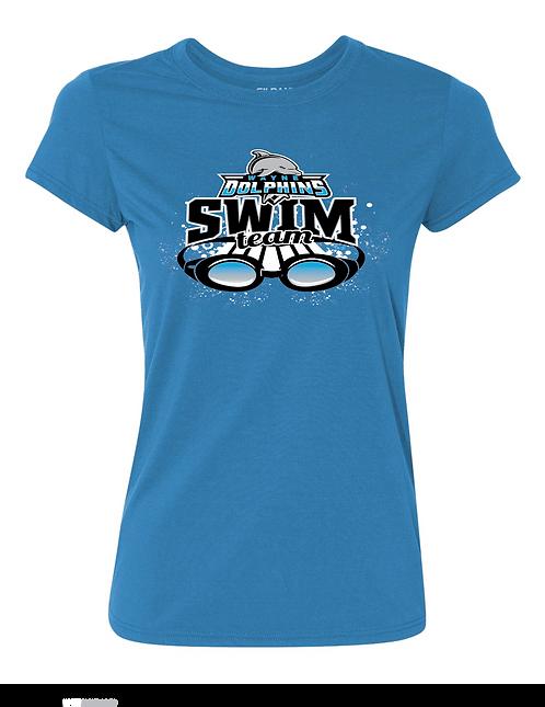 WAYNE SWIM | LADIES PERFORMANCE SS T-SHIRT