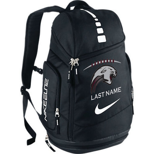 Nike Bag with Embroidery