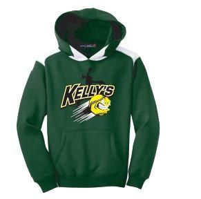 Sport-tek Youth Hooded Sweatshirt / Y264