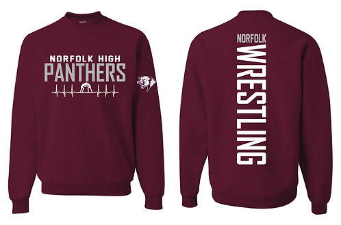 Norfolk Wrestling | Crew Sweatshirt
