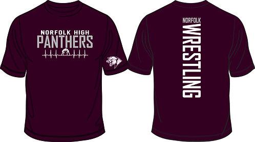 Norfolk Wrestling | Short Sleeve T-Shirt