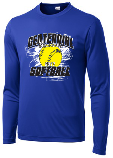 DRI-FIT LONG SLEEVE T-SHIRT