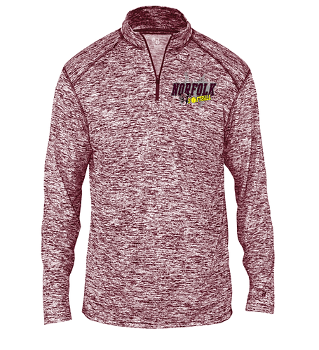 NORFOLK SOFTBALL | 1/4 ZIP PULLOVER