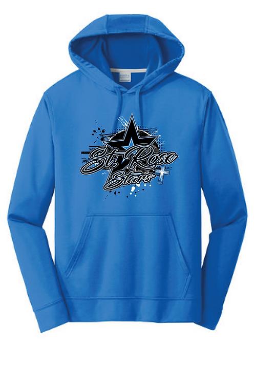 ST. ROSE   Hooded Sweatshirt