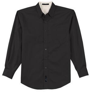 S608 Men's Easy Care Long Sleeve Shirt