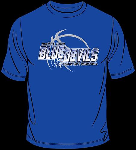 WHS   Short Sleeve T-Shirt