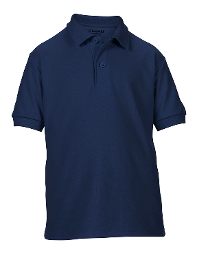 Classic Fit Youth Double Piqué Polo// 72800B