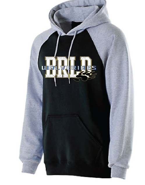 BRLD | Adult Banner Hoodie