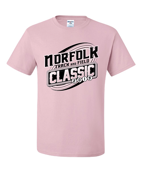 TC | CLASSIC PINK SHORT SLEEVE TEE