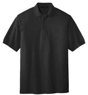 TLK500 Men's Tall Short Sleeve SIlk Touch Polo