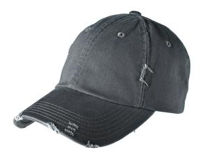 District Distressed Cap // DT600