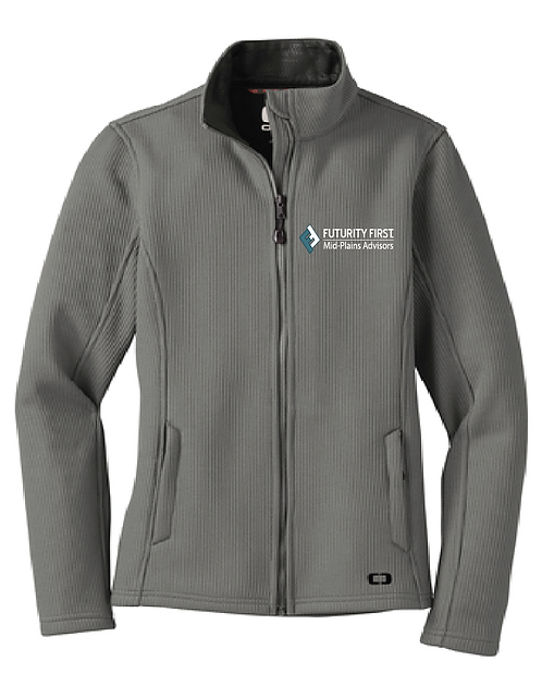 LOG727 | OGIO Ladies Grit Fleece