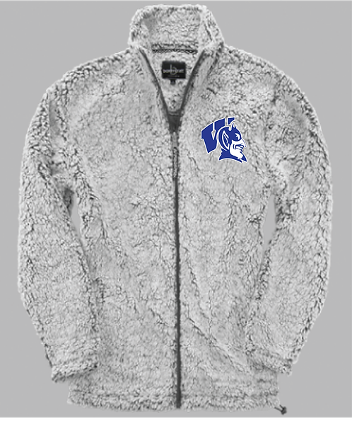 Wayne | Sherpa Full Zip