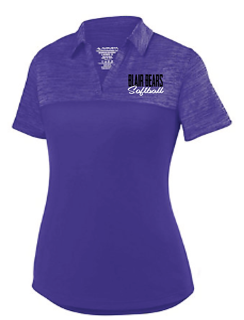 Item 14: Ladies Shadow Tonal Polo