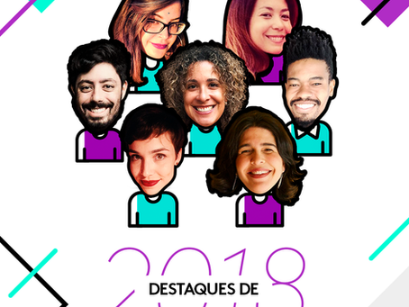 Destaques de 2018