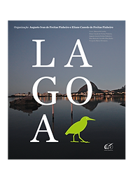 "Capa do livro ""Lagoa"""