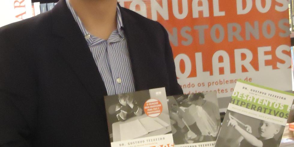 Webinar sobre o livro Manual do autismo com Dr. Gustavo Teixeira