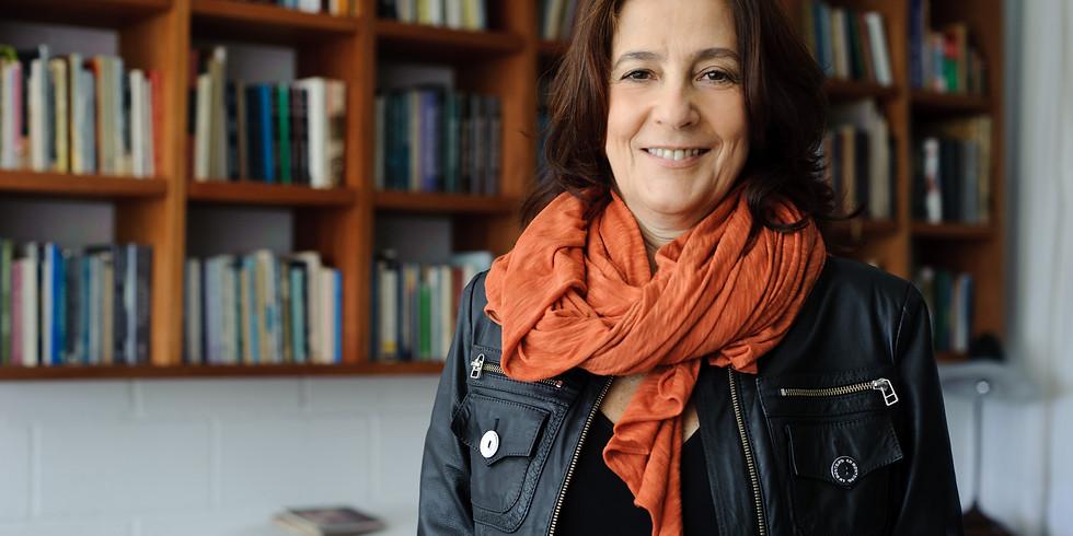 Conversa com Claudia Lisboa sobre o livro Os astros sempre nos acompanham