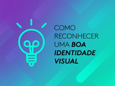 Como reconhecer uma boa identidade visual