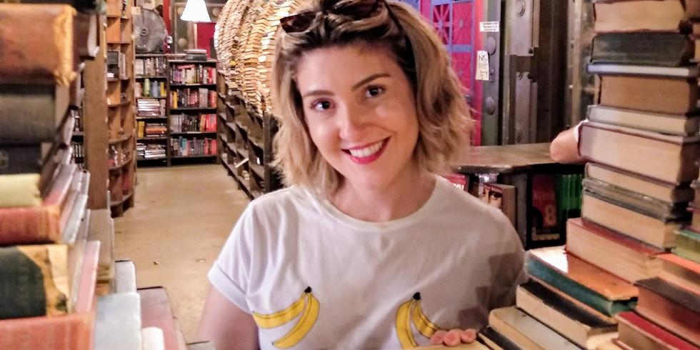 A importância do editor infantojuvenil na formação de novos leitores com Rafaella Machado