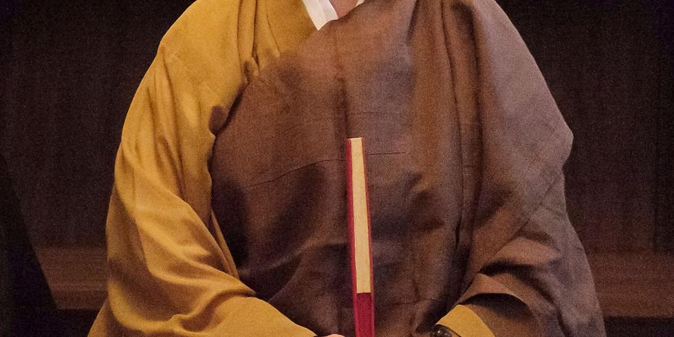 Os ensinamentos do zen budismo da Monja Coen