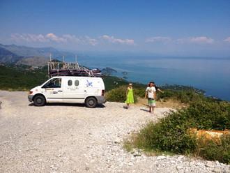 На сапах по Скадарскому озеру