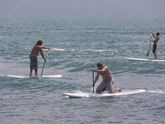 Влияние суперлуния на погоду и sup серфинг