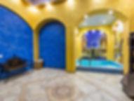 Второй зал с бассейном