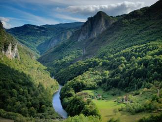В Черногорию на автомобиле или как мы добирались до нашей школы кайтсерфинга в этот раз.