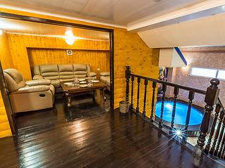Комната отдыха в первом зале