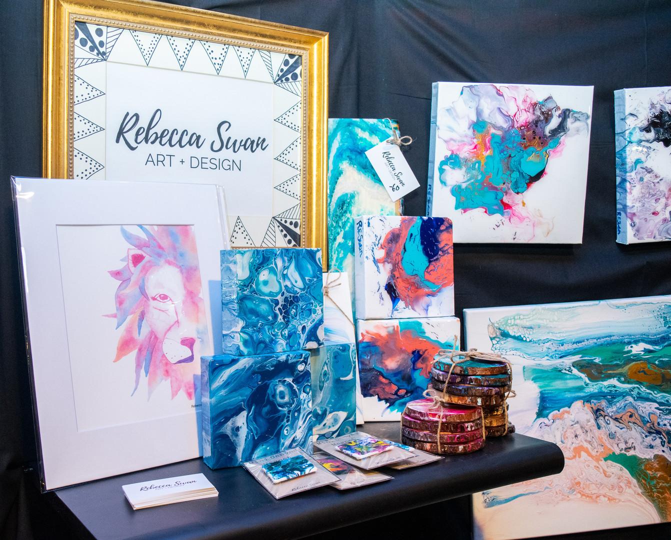 RebeccaSwan RAW art display.jpg
